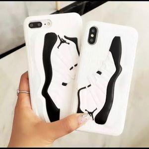 🌴 Jordan 11 Concord i Phone 8 Case 🔥